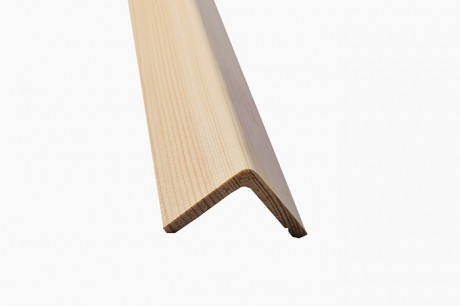 Уголок сосна 40*40 длина 2 м