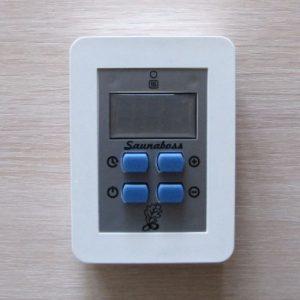 Saunaboss SB-mini электр жылытқышын басқару блогы
