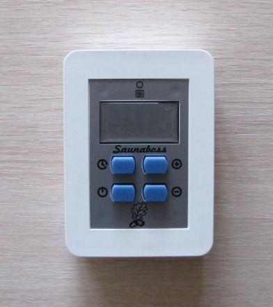 Пульт управления электрокаменкой Saunaboss SB-mini