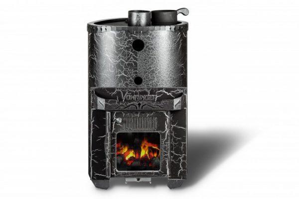 Дровяная печь Vohringer «Малютка» (ПС)