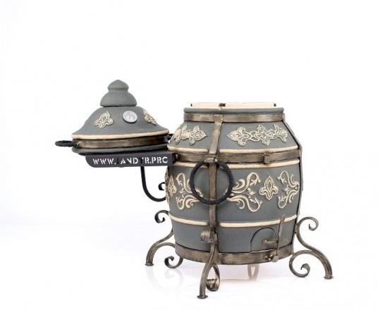 Керамический тандыр Фирменный (1 столик)