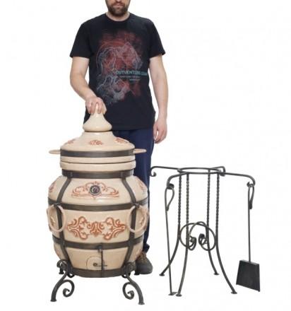 Керамический тандыр Гранд