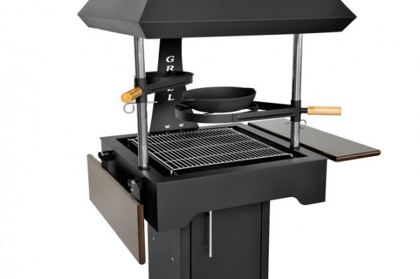 Угольно – дровяной гриль – мангал – барбекю Grill – 210