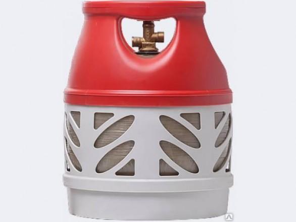 Баллон на газе взрывобезопасный Ragasco IPG 12.5 л