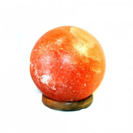 Солевая лампа Фэн-шуй в виде шара