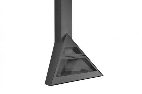 Подвесной камин на дровах Loft – 15