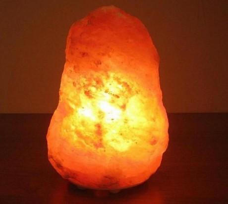 Скала Техно 2-3 кг солевая лампа