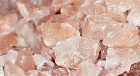 Соляные кристаллы