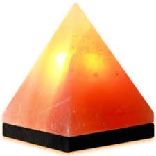 Соляная лампа Пирамида Ультра (2-2.5 кг)