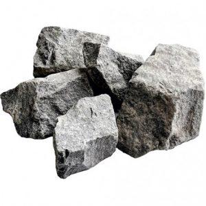 Камень для бани Порфирит (20 кг. - коробка)