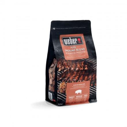 Щепа для копчения свинина (700 грамм)