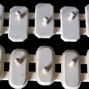 Вешалка оригинальная - 5 крючков