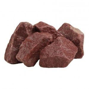 Камень Кварцит Многоцвет колотый (коробка) 20 кг