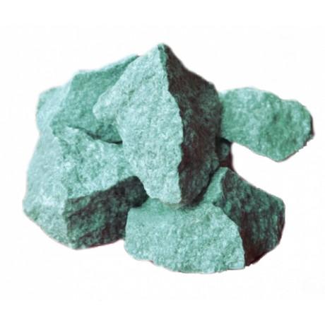 Камень для печи Жадеит (колотый)