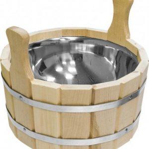 Тот баспайтын кірістірілген ванна (6,5 л)