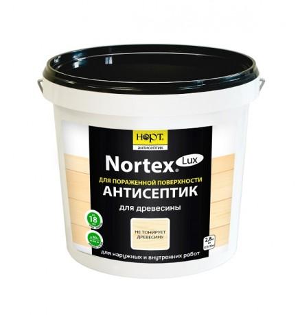 Антисептик Nortex Lux для древесины