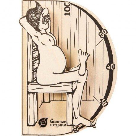 Термометр для бани здоровом теле - здоровый дух