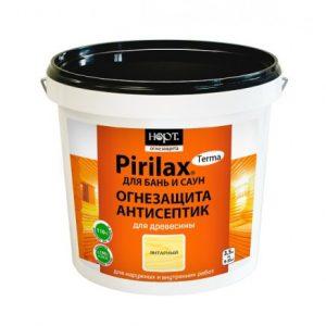Ағашқа арналған биопирен (антисептикалық отқа төзімді) Piralax Terma