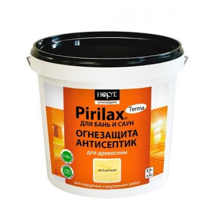 Биопирен (антипирен-антисептик) для древесины Piralax Terma
