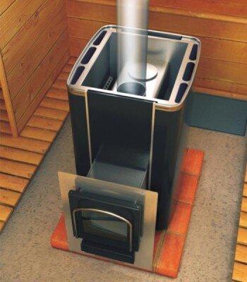 Печь для бани своими руками - как построить самодельную печку для бани