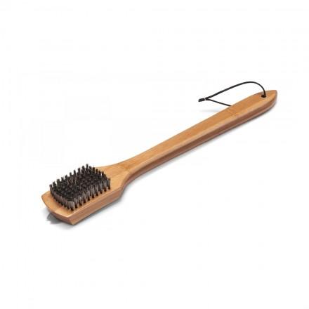 Гриль – щетка (ручка из бамбука – 46 см)