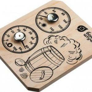 «Бу және жылу» гигрометрімен гермометр