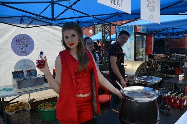 В Алматы прошел грандиозный гастрономический фестиваль «Let's eat fest»