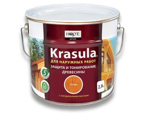 Защита и тонирование Krasula