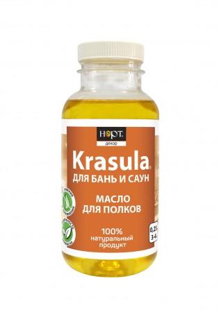 Защитное Масло для полков Krasula