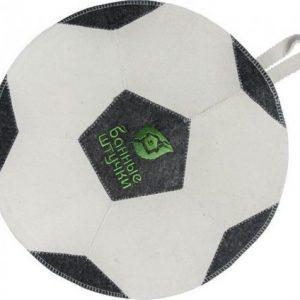 Коврик для сауны Футбольный мяч «Банные штучки»