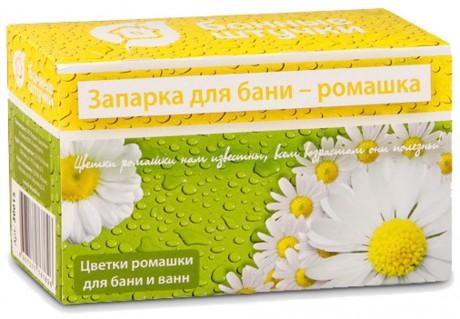 """Запарка для бани """"Цветки ромашки"""""""