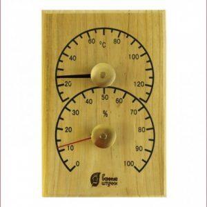 «Монша станциясы» гигрометрімен термометр