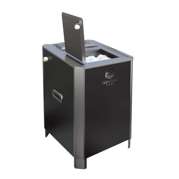 ПАР И ЖАР 1 Паротермальная электрическая печь «ПАР и ЖАР» (12 кВт/380 Вт) – Black