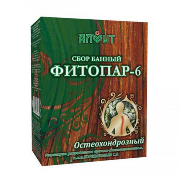 ОСТЕОХОНДРОЗНЫЙ 1 Фитопар – 1 (остеохондрозный)