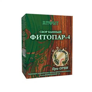 Фитопар – 1 (При ОРВИ)