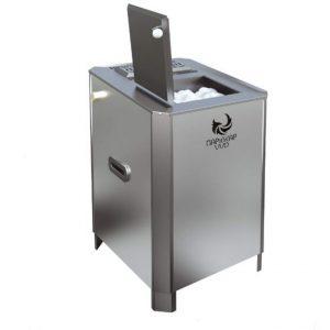 Паротермальная электрическая печь «ПАР и ЖАР» (10  кВт/380 Вт) – нерж.сталь