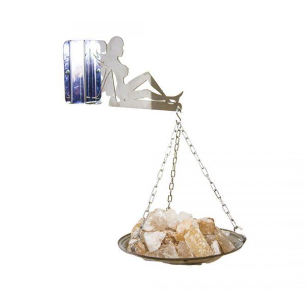 НАСТЕННЫЙ ДЕВУШКА С ГИМАЛАЙСКОЙ СОЛЬЮ 1 Настенный испаритель «Девушка с гималайской солью»