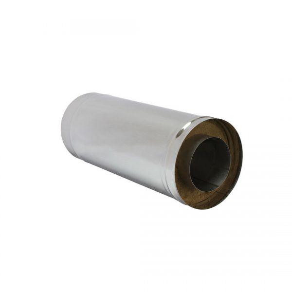 ТЕРМО 1 Труба термо (1,0м - 115*200 Н/Н 0,5мм/0,5мм)