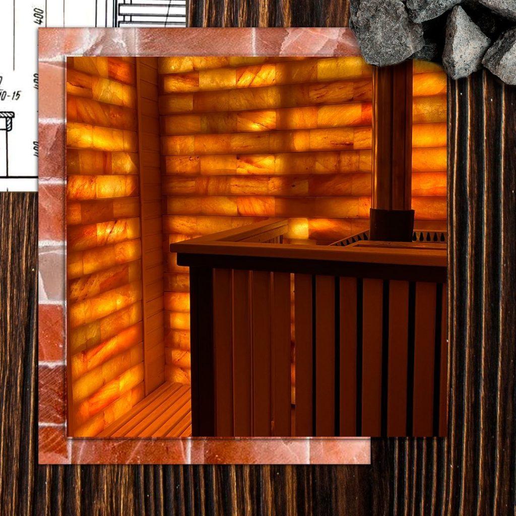 . отделка бани 6 Внутренняя отделка бани